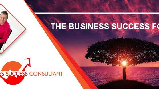 The Business Success Formula